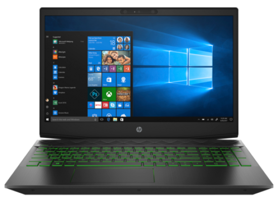 HP Gaming Pavilion - 15-cx0009ne 8th Generation