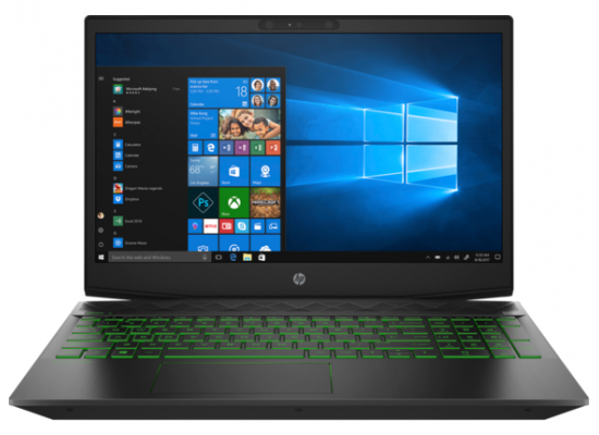 Laptop HP Gaming Pavilion - 15-cx0009ne -Core i7