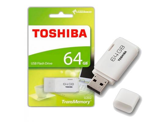 TOSHIBA USB Flash Drive 64GB U202