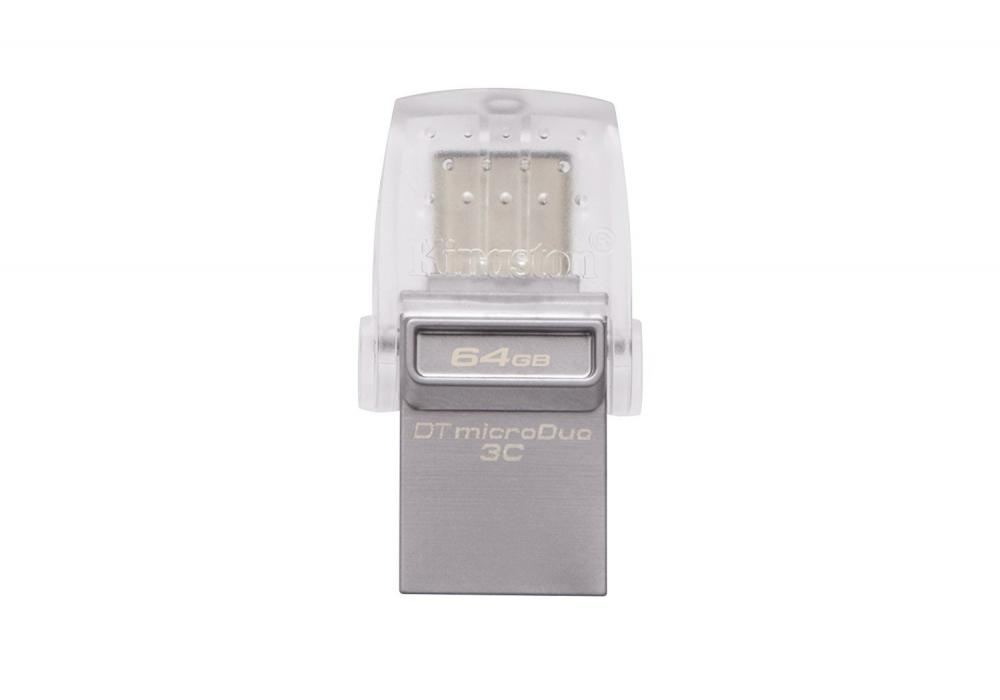 Kingston DataTraveler microDuo Type-C 64GB