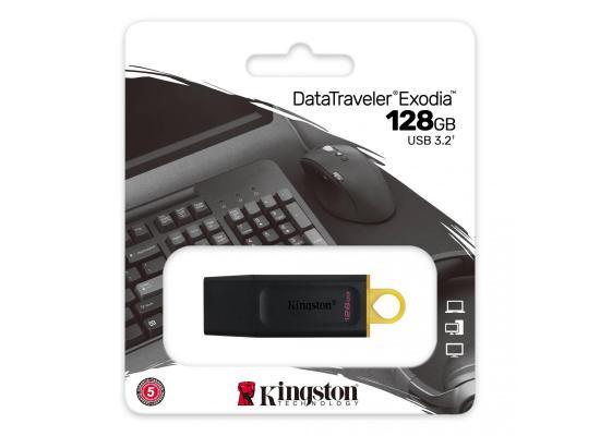 Kingston Flash 128GB DataTraveler Exodia - USB 3.2