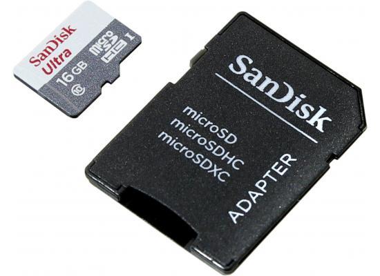 Sandisk Ultra MicroSDHC 16GB