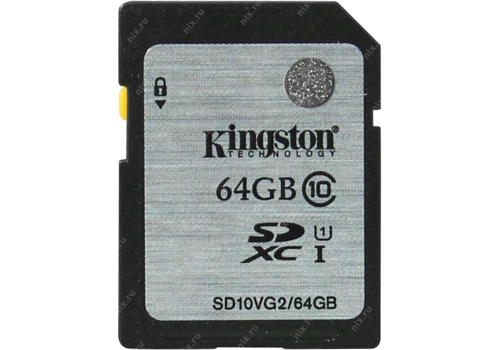 Kingston SD 64GB