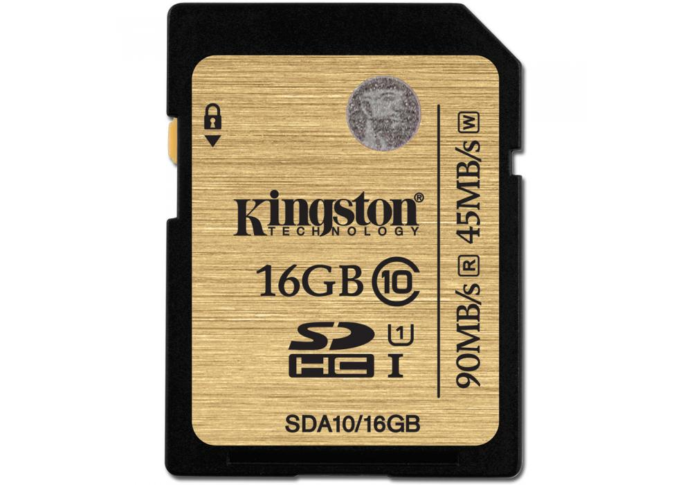Kingston SD 16GB