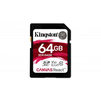 Kingston Canvas React 64GB / SDR