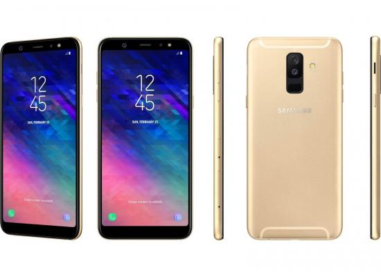 SAMSUNG GALAXY A6 PLUS 2018