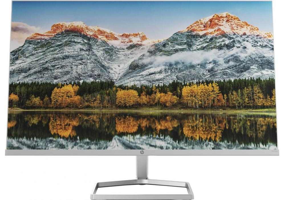 HP Monitor M27fw FHD Display - Silver