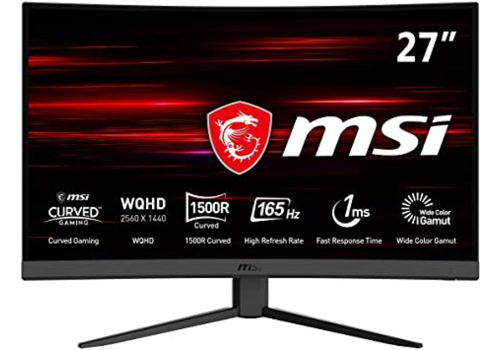 MSI Optix MAG27 Curved Gaming Monitor 27'' 2K