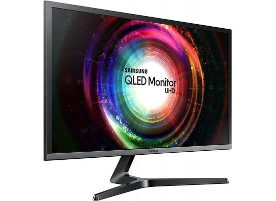 "SAMSUNG LU28H750  28"" 4k UHD QLED Monitor"