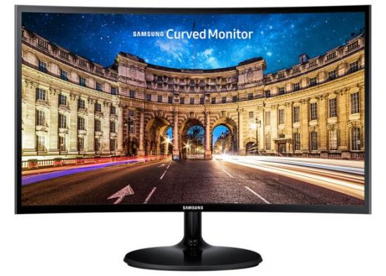 "SAMSUNG F390  24"" Essential Curved Monitor"