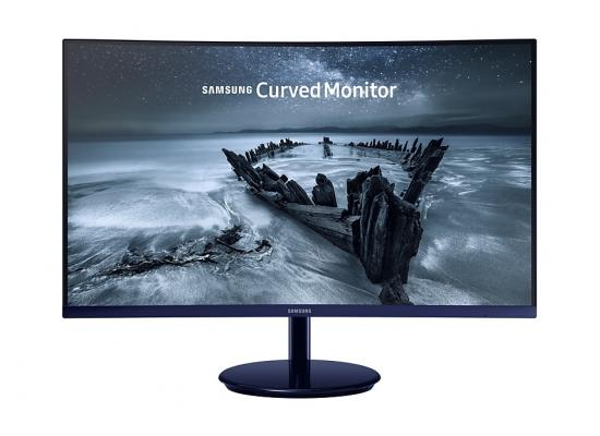 "Samsung 27"" FHD C27H580 Curved LED Monitor"