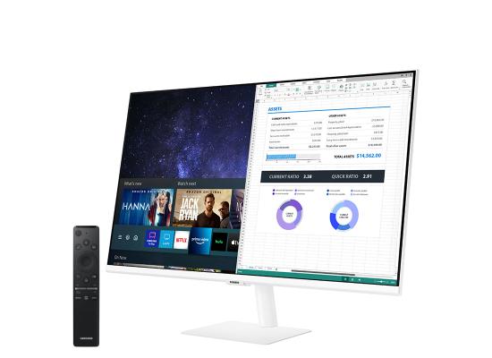 Monitor SAMSUNG M5 27-Inch FHD HDR10 SMART