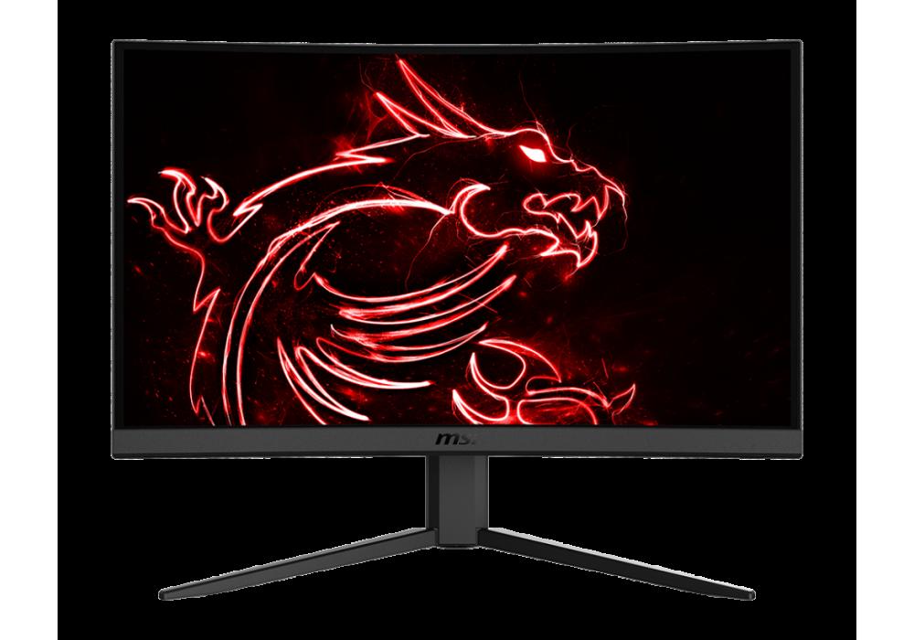 "MSI Optix G24C4 Gaming Monitor 24"" FHD"