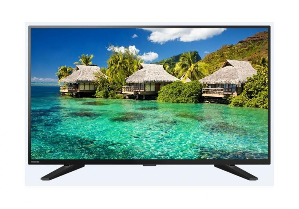 TOSHIBA LED TV 40 Inch Full HD With 2 HDMI