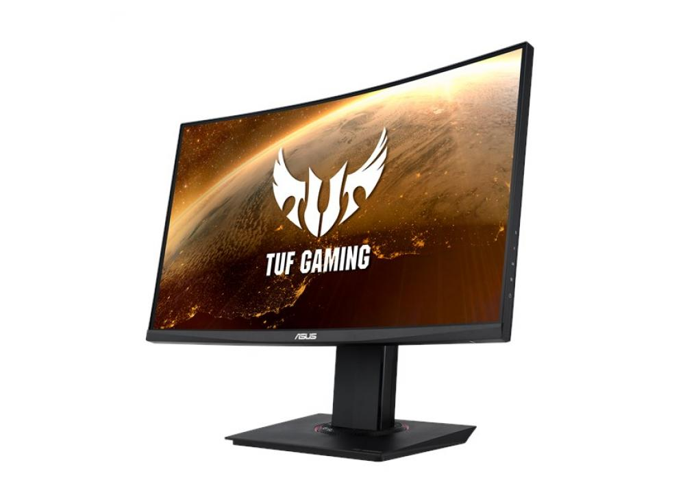 ASUS TUF Gaming VG24VQ Gaming Monitor – 23.6'' curved Full HD 144Hz