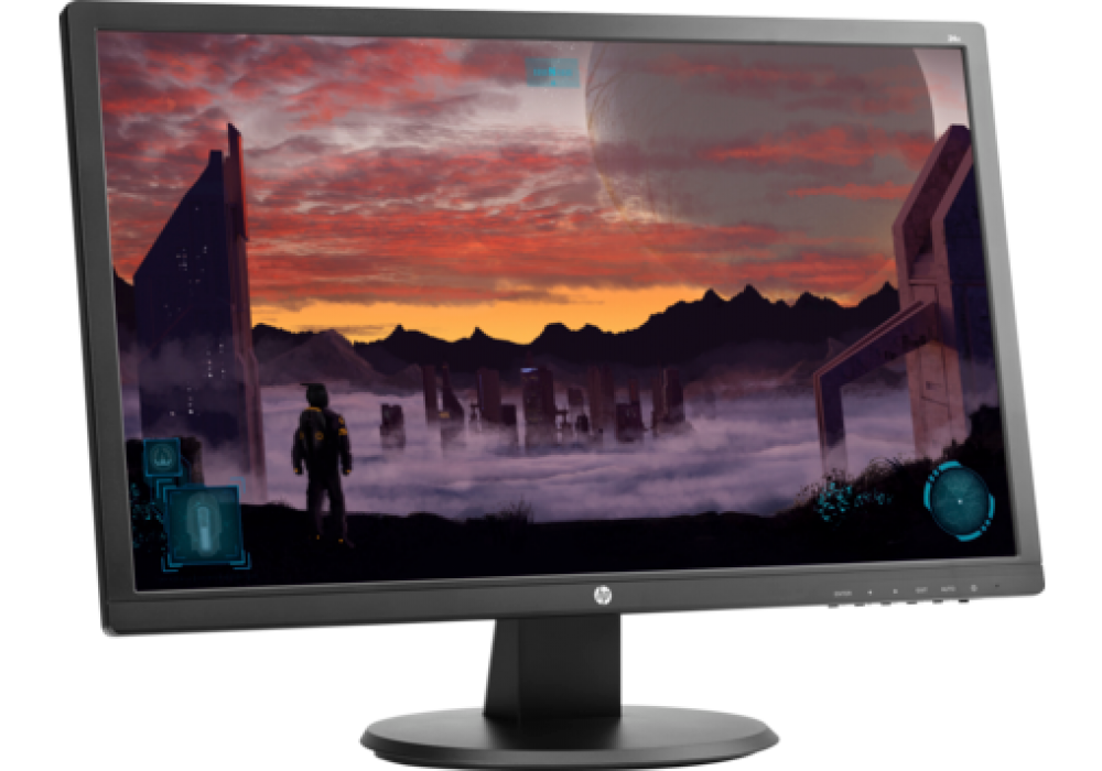 HP 24o LED Backlit Monitor