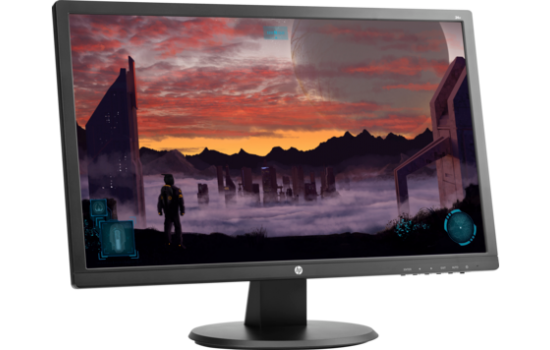 HP 24o LED Backlit Monitor