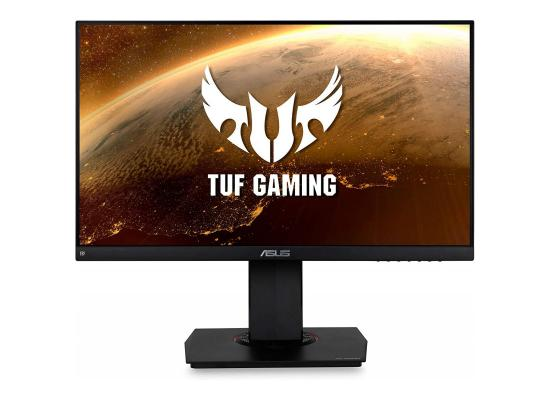 ASUS TUF Gaming VG249Q Gaming Monitor – 23.8 inch Full HD 144Hz 1Ms , IPS, Extreme Low Motion Blur™, Adaptive-sync, FreeSync™