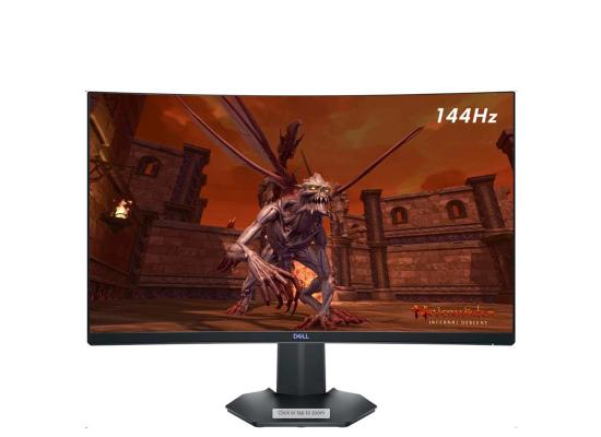 """Dell S2721HGF 27"""" FHD Gaming  Monitor 144Hz Curve"""