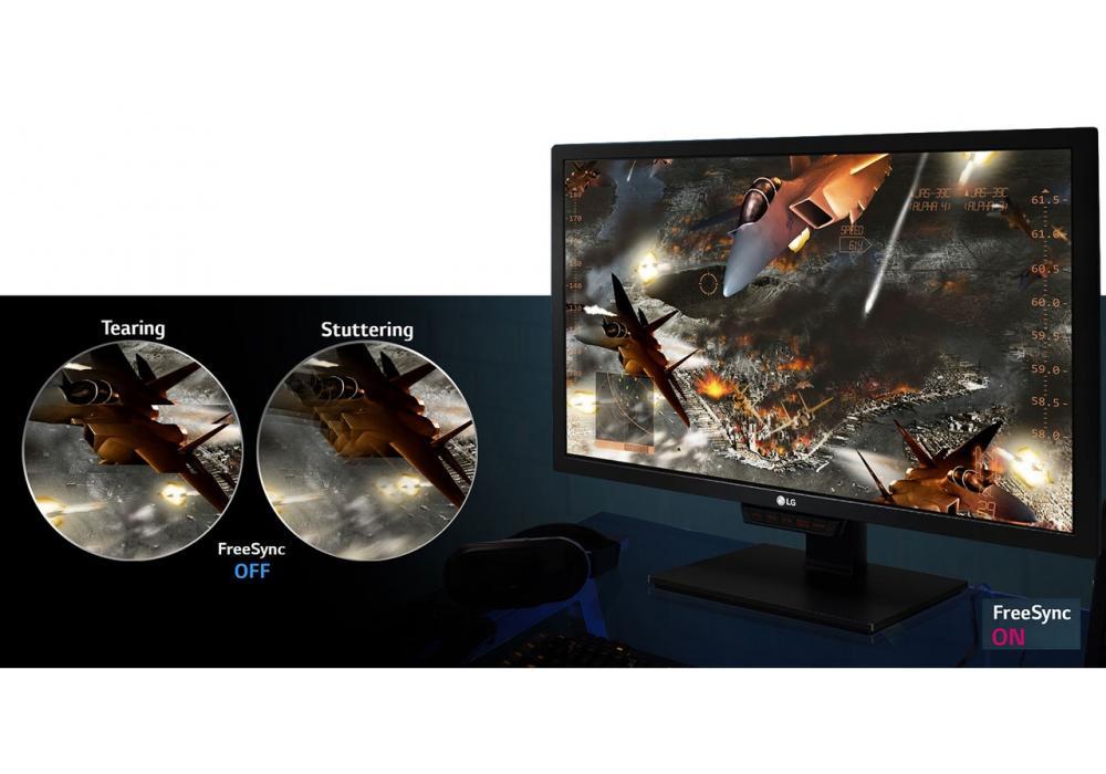 LG 24GM79G-B 24-Inch Gaming Monitor