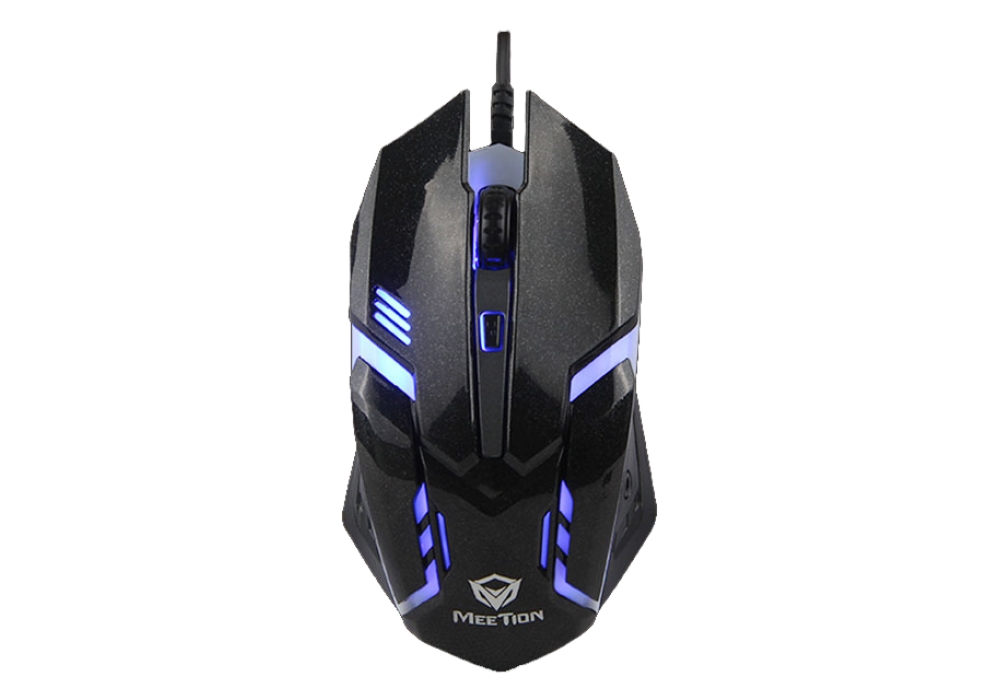 Meetion Gaming Mouse Backlit Wired USB M371