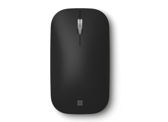 Microsoft Mobile Mouse Bluetooth- Black