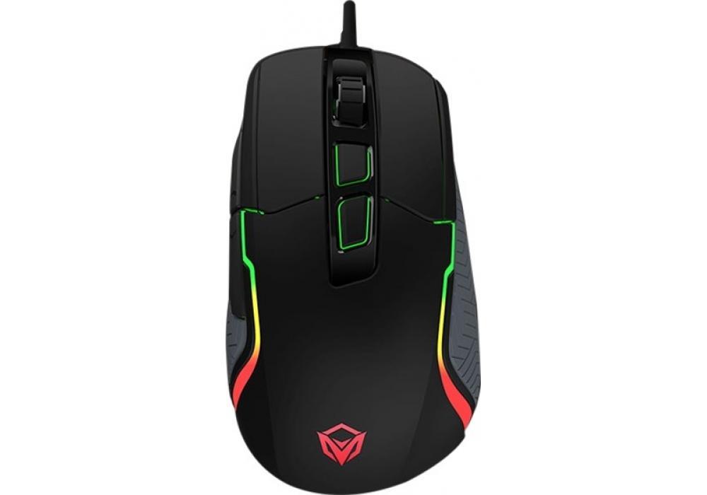 Meetion Professional Macro Gaming Mouse RGB POSEIDON G3360