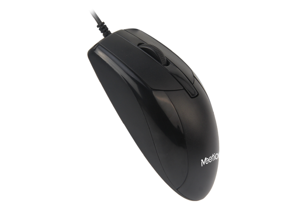 Meetion USB Wired Office Desktop Mouse M360