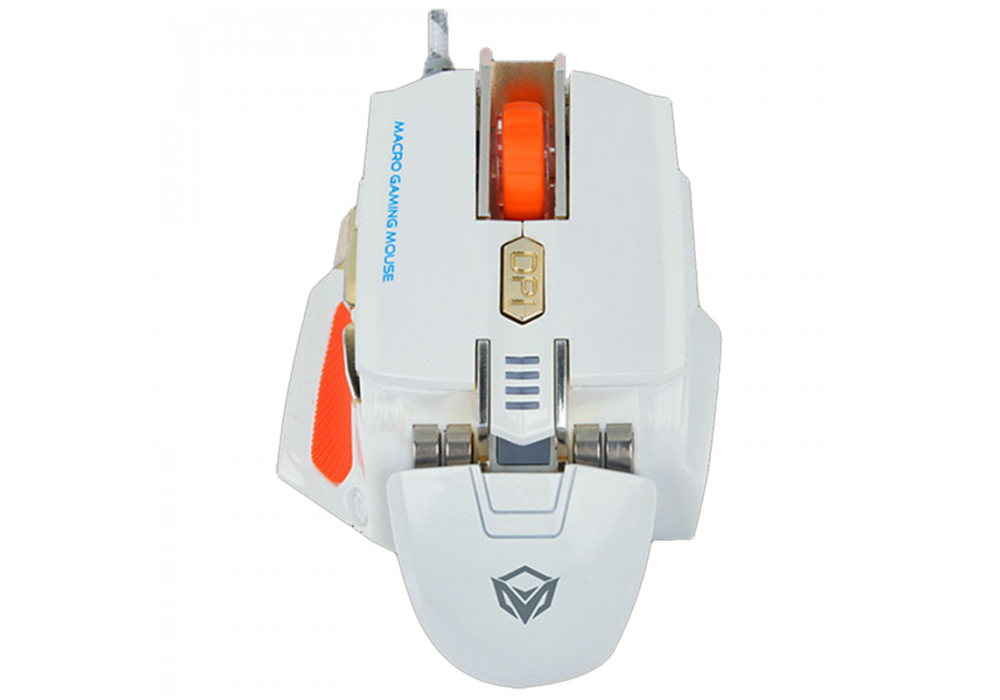 Meetion Corded Gaming Mouse M975 White