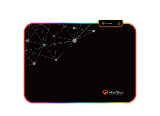 Meetion Colorful Backlit Gaming Mouse Pad PD120