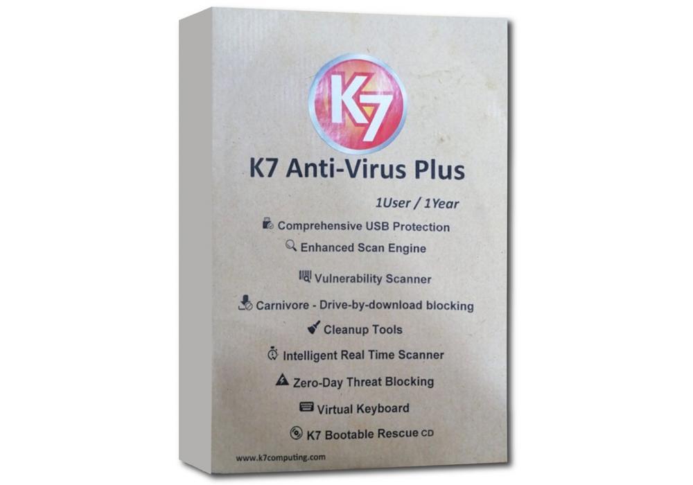 K7 Anti-Virus Plus 2017
