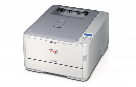 OKI C300 Printer Color