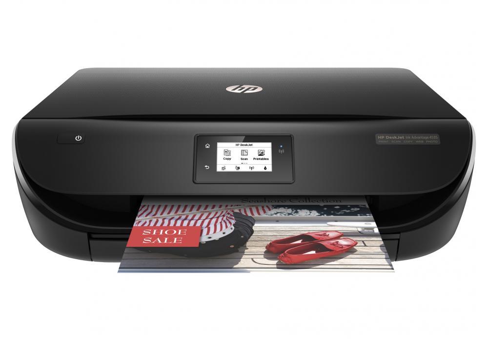 HP Color DeskJet 4535 All-in-One Printer