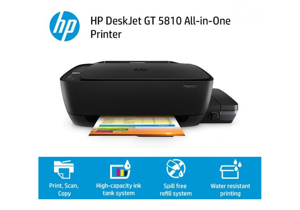 HP DeskJet GT5810 All-in-One