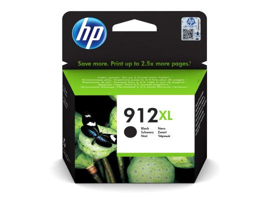HP Ink Cartridge 912XL Black