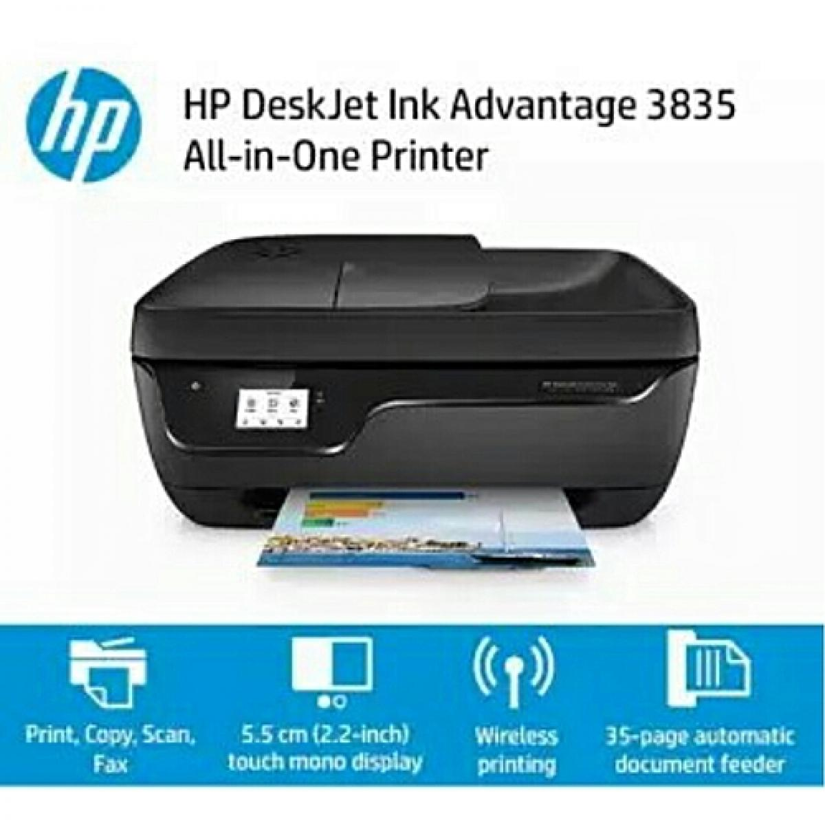HP DESKJET 3835 WINDOWS XP DRIVER DOWNLOAD