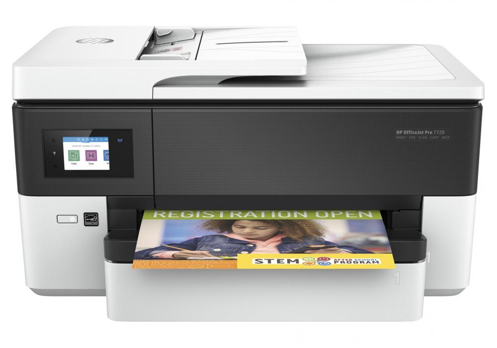 HP OfficeJet 7720 All-in-One Wide Format