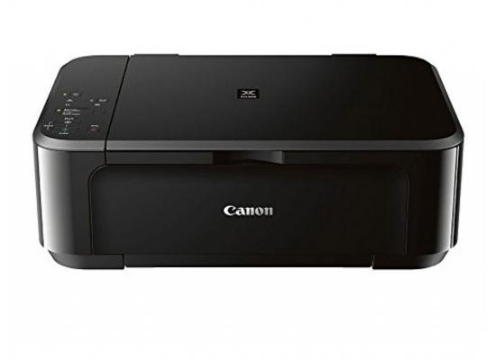 Canon Pixma MG3640 Black WiFi Ready Inkjet Photo Printer