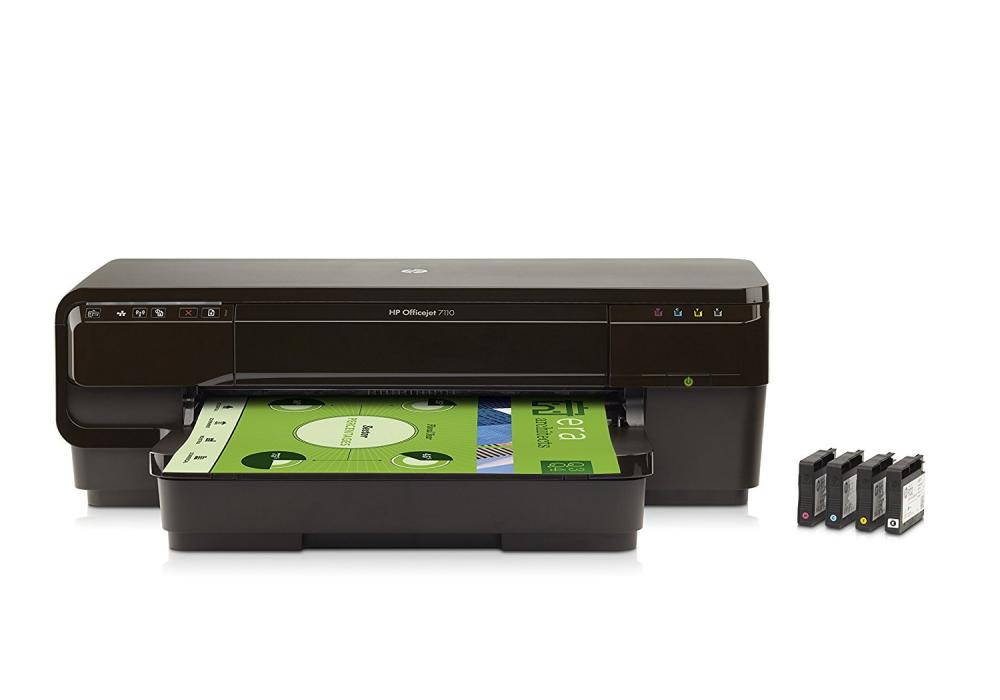 HP Color OfficeJet 7110 A3 Wide Format