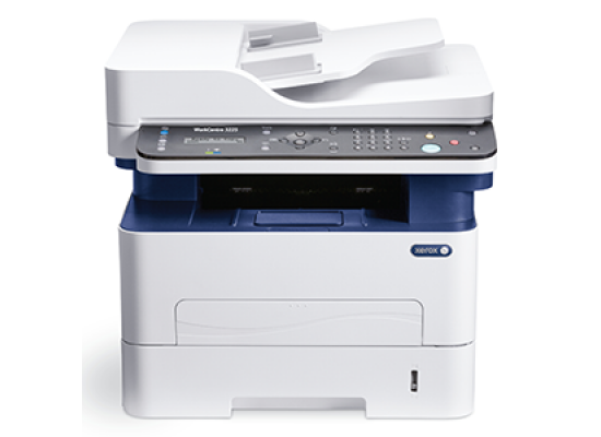 Xerox Black WorkCentre 3225DNI