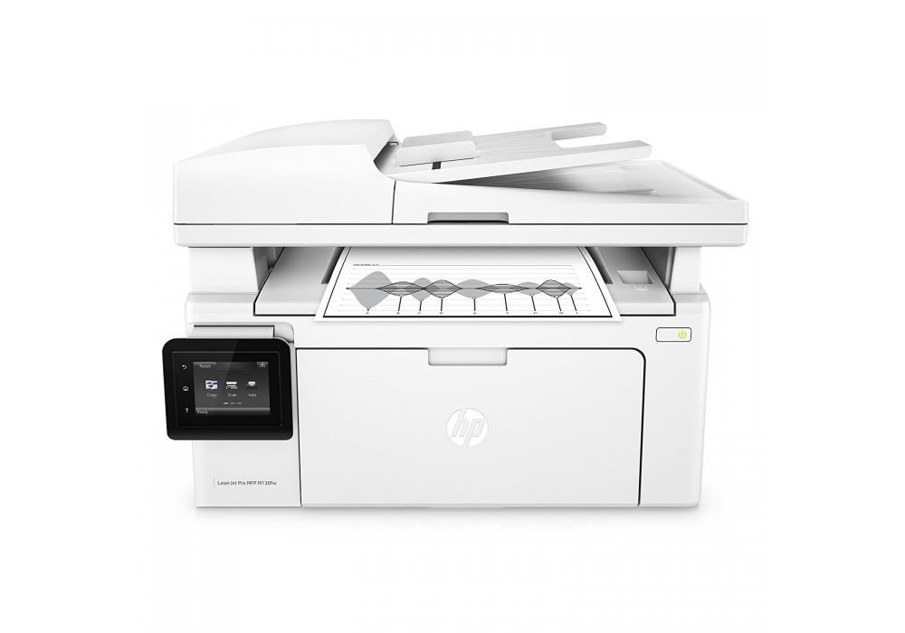 Printer HP Black LaserJet Pro MFP M130FN