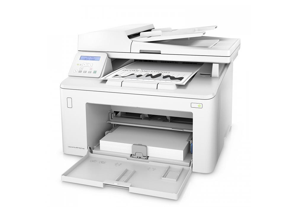 Printer HP Black  LaserJet Pro MFP M227sdn
