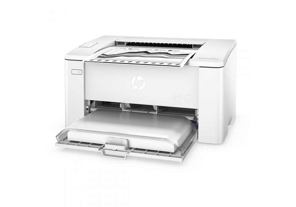 Printer HP Black LaserJet Pro M102a