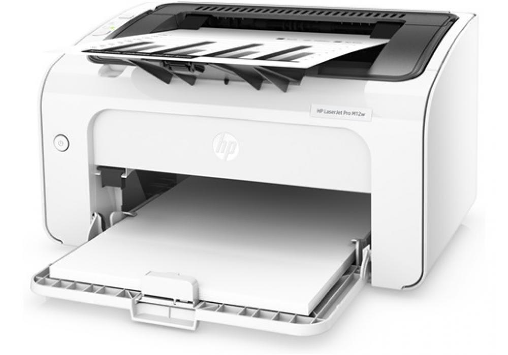 HP Black  LaserJet Pro M12w