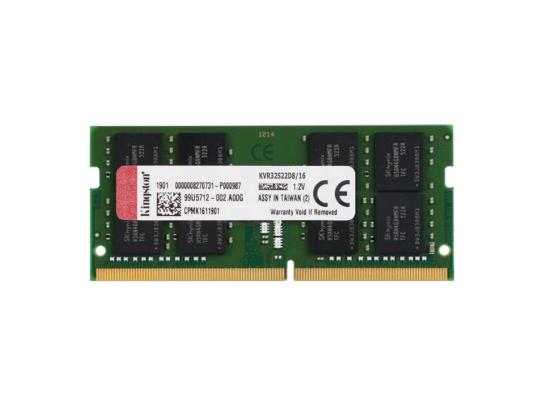 Kingston Ram 16GB 3200Mhz DDR4 for Laptop