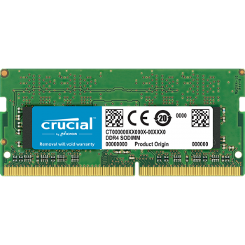 Ram Crucial for Laptop 8GB DDR4