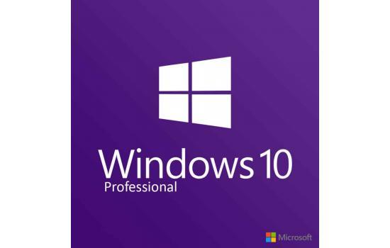 Windows 10 Professional 64/32Bit