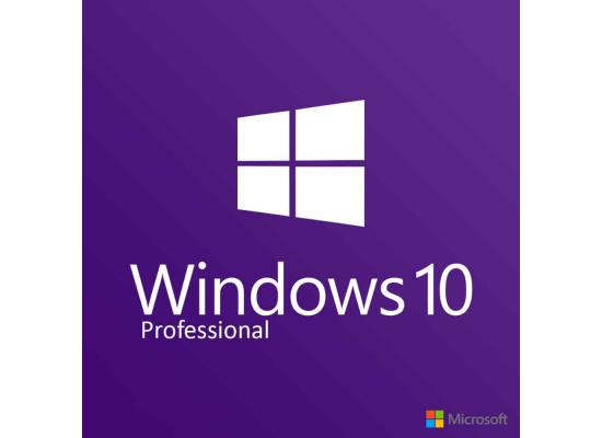 Windows 10 Professional 64/32Bit