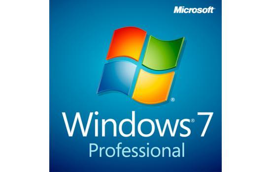 Windows 7 Professional 64/32Bit