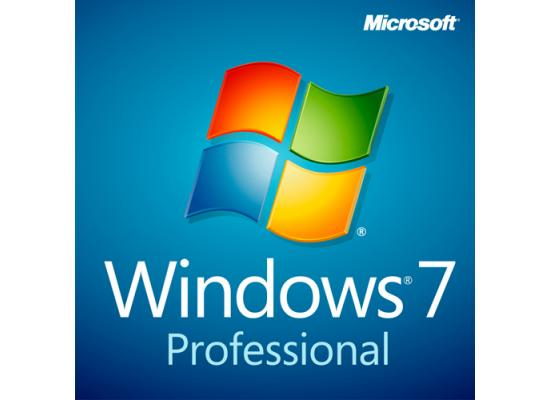 Windows 7 Professional 64/32Bit